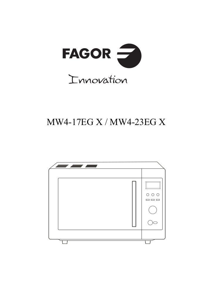 Mw4 17 23 egx 224 5 2 servicio tecnico fagor for Servicio tecnico fagor burgos