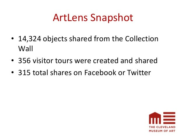 Evaluating Gallery One & ArtLens