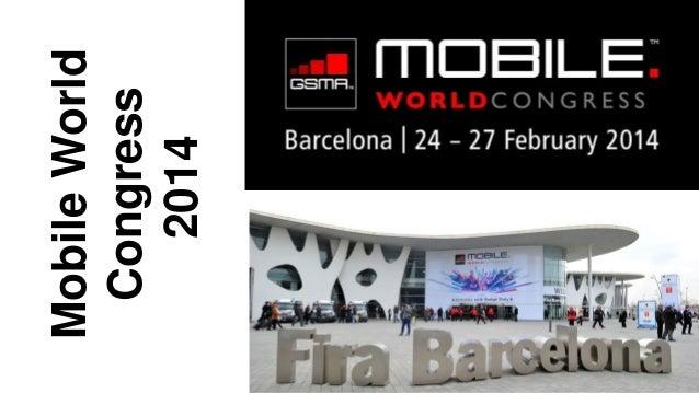 MobileWorld Congress 2014