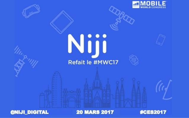 20 MARS 2017@NIJI_DIGITAL #CES2017