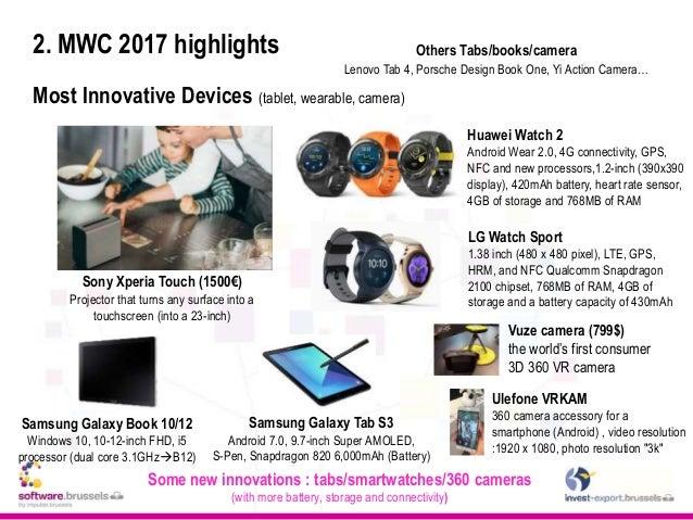 Mobile World Congress 2017 by impulse (Belgian Pavillon)