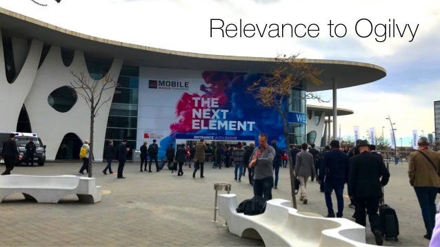 Relevance to Ogilvy
