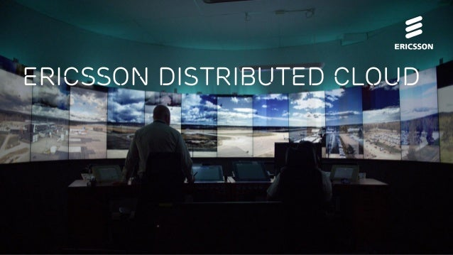 Ericsson Distributed Cloud