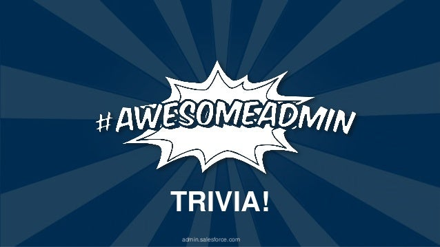Midwest Dreamin AwesomeAdmin Trivia