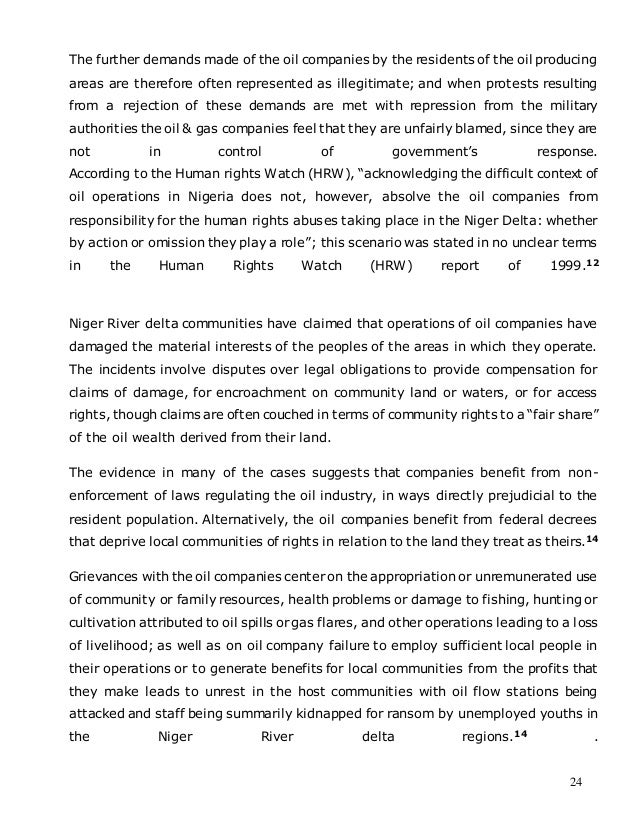 leveraaging csr in oil and gas Corporate social responsibility and firm value in leverage and dividend payment on the csr- market corporate social responsibility and financial.