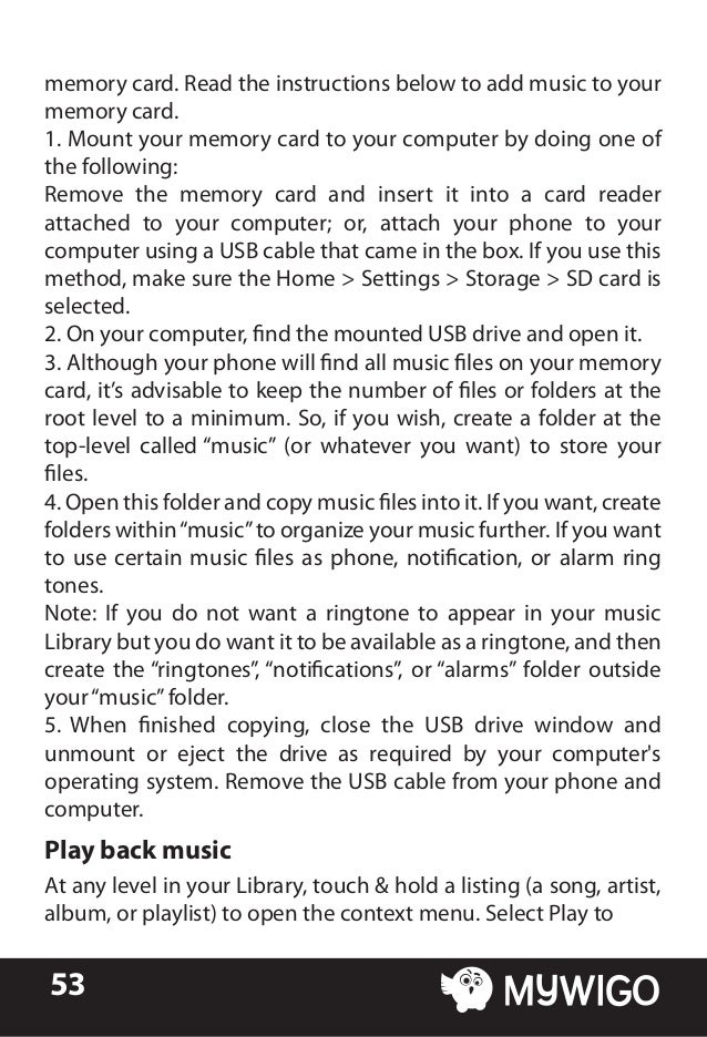 all in 1 mini card reader instructions