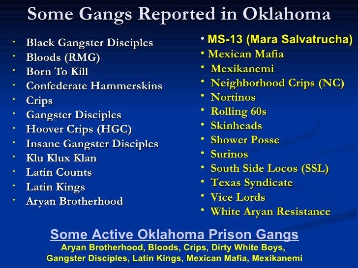 Gang Safety
