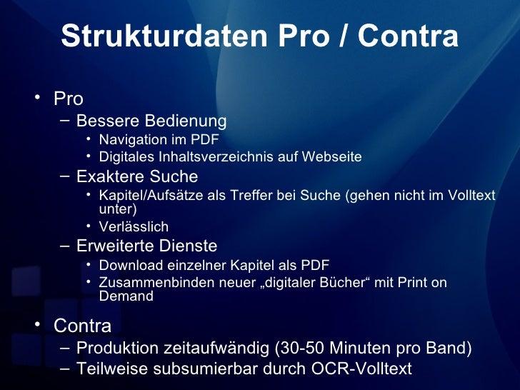 10. Präsentation / Verwertung• Online-Präsentation  – Seitenweise in Browser  – Nur als gebundene Datei (PDF, DEJAVU, Mult...