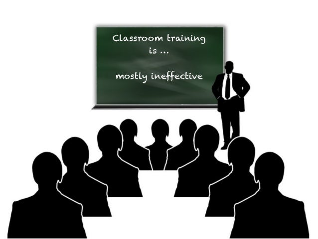 Classroom training 