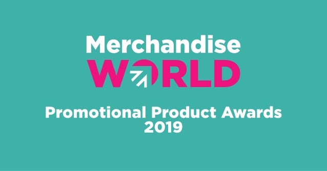 Merchandise World Promotional Product Awards 2019 Collection