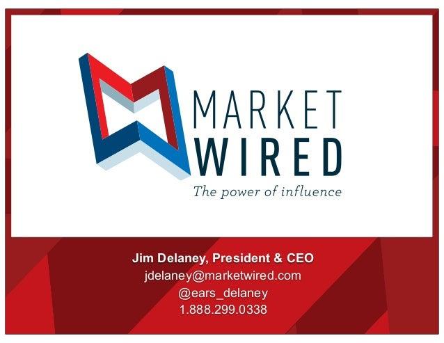 Marketwired - Social Data Week: Influencer Marketing