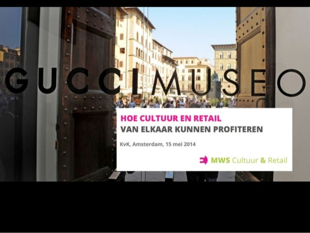 Retail en Cultuur.