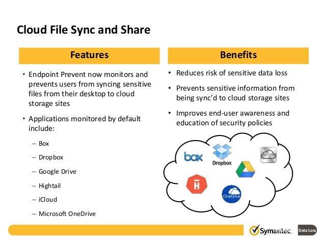 Technology Overview - Symantec Data Loss Prevention (DLP)