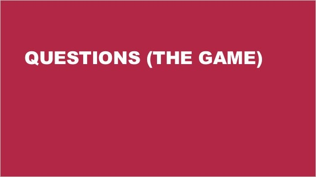 23 QUESTIONS (THE GAME)