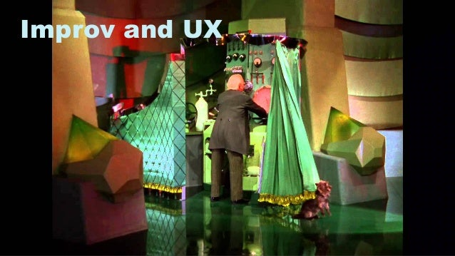 6 Improv and UX