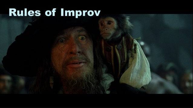 7 Rules of Improv
