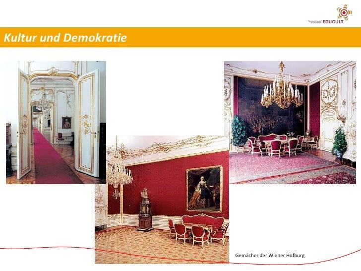 Michael Wimmer: Kultur und Demokratie.  Slide 2