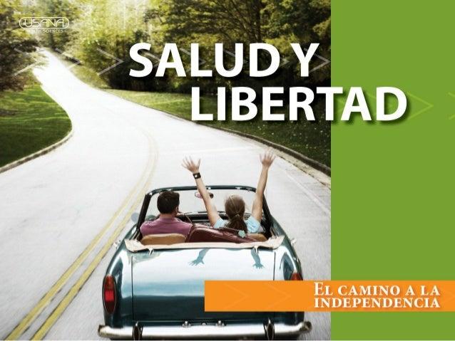 Presentacion de SALUD y LIBERTAD Oficial