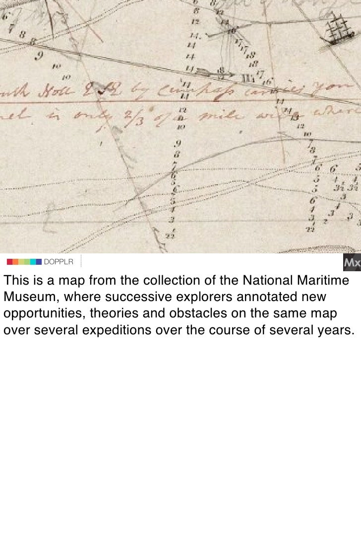 DOPPLR                    DOPPLR           DOPPLR  This is a map from the collection of the National Maritime Where next? ...