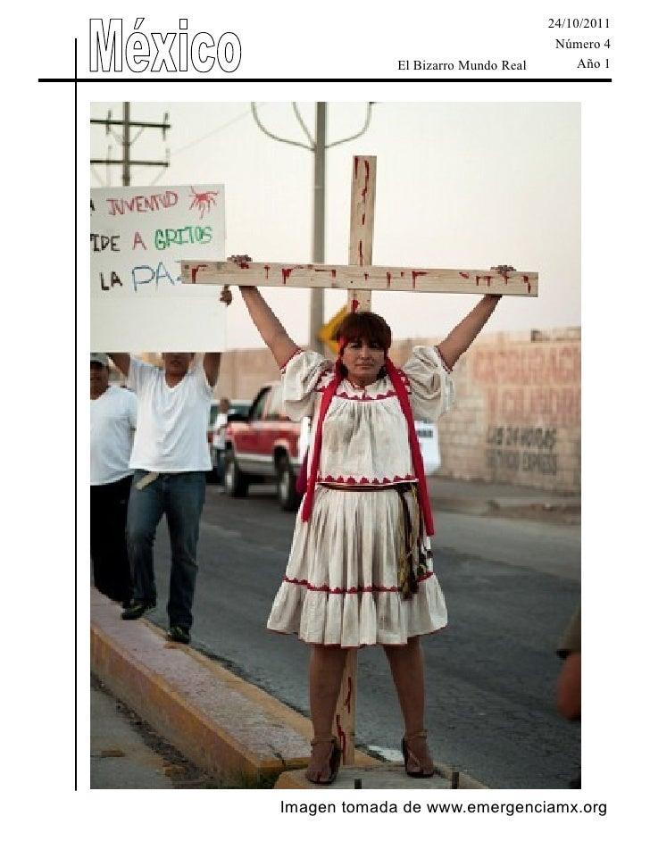 24/10/2011                                      Número 4             El Bizarro Mundo Real        Año 1Imagen tomada de ww...