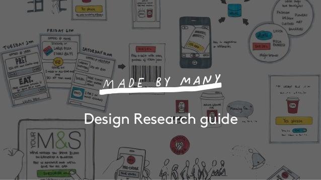 Design Research guide