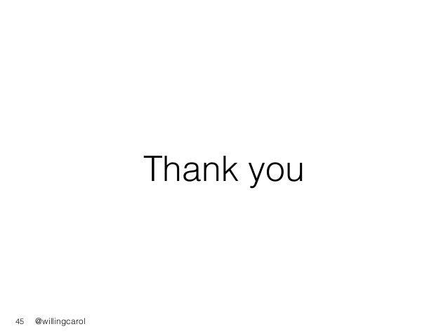 @willingcarol Thank you 45