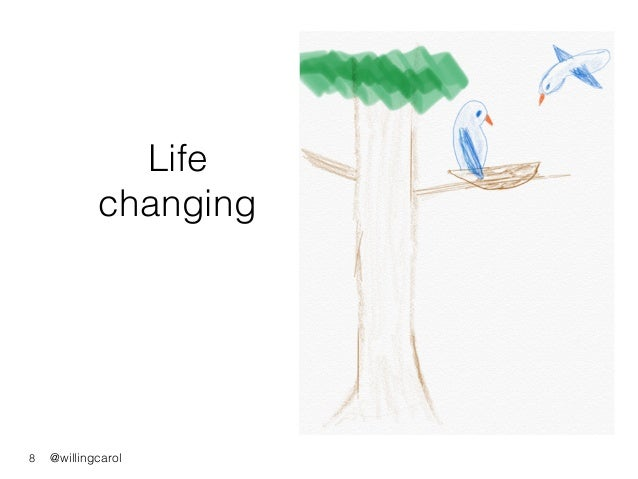 @willingcarol Life changing 8