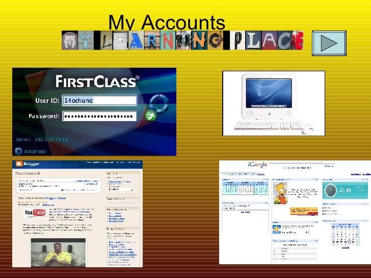 My Accounts