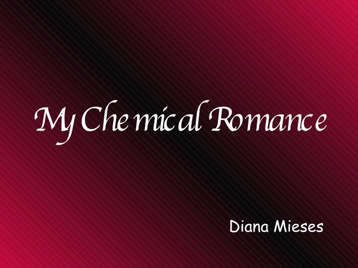 My Chemical Romance Diana Mieses