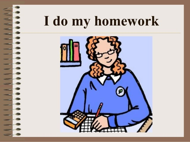 Do my homework english