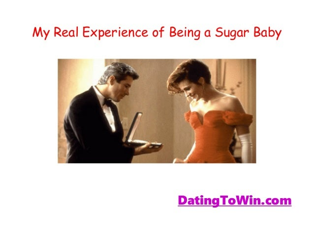 My Real Experience of Being a Sugar Baby DatingToWin.com