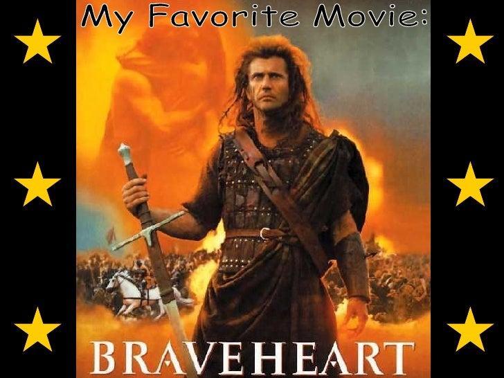 My Favorite Movie: