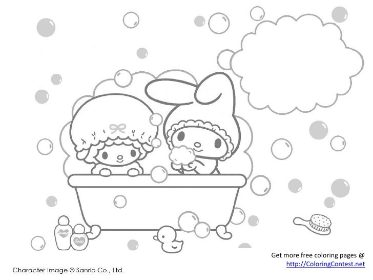 free keroppi coloring pages - photo #34