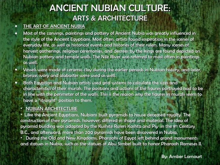 the importance of the egyptian artwork to their religion and culture How did the nile river influence egyptian art written by maria magher which were key figures in their art and for whom much of their art was created.