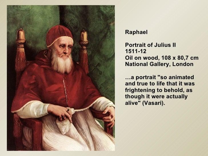 RAPHAEL AS AN ARTIST