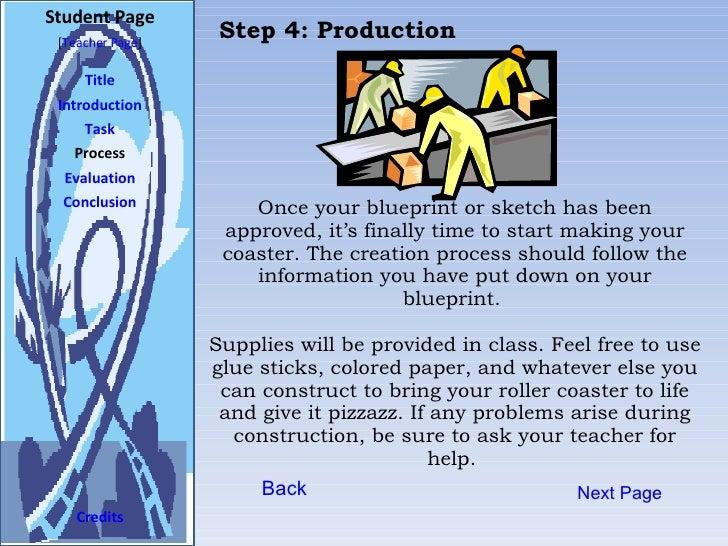 back step 3 brainstorm roller coaster ideas 9