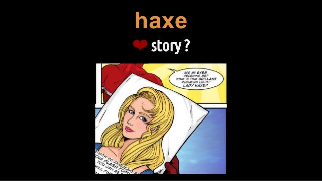 My 10 favorite haxe language features in 30 mins Slide 2