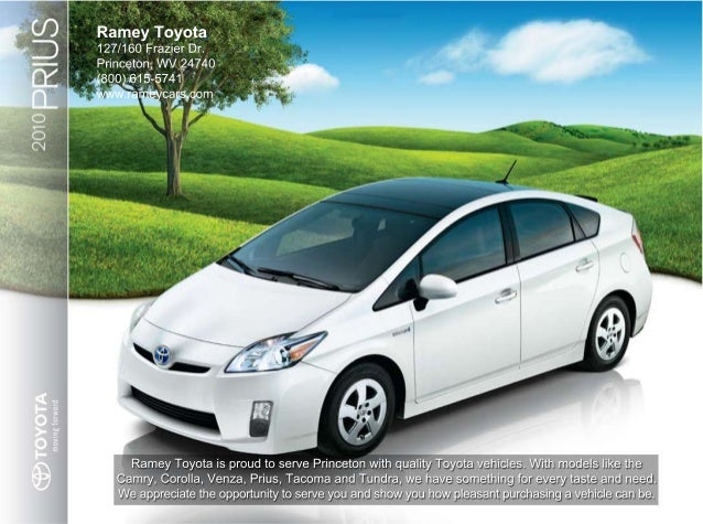 Welcome to the 3rd generation Prius, where Man's wants and Nature's needs agree. Using the wind, the sun and advanced hybr...
