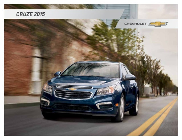 2015 chevy cruze brochure for sale near omaha. Black Bedroom Furniture Sets. Home Design Ideas