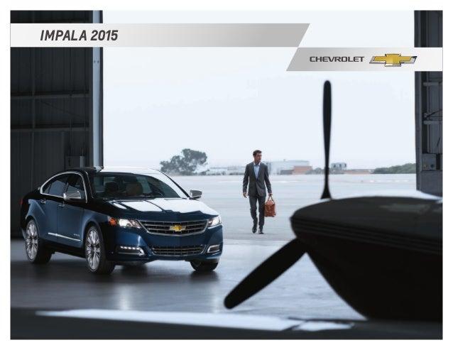 2015 Chevy Impala Brochure | Omaha Area Chevy Dealer
