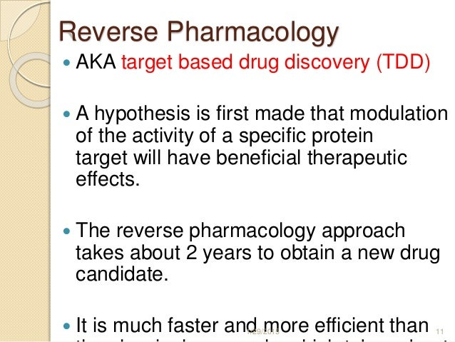 drug discovery and development Brief account of drug discovery by molecular designing and drug development.