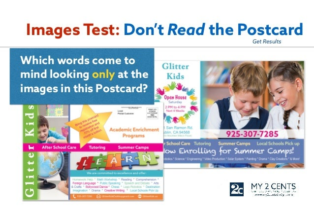 Advertising with postcards tips