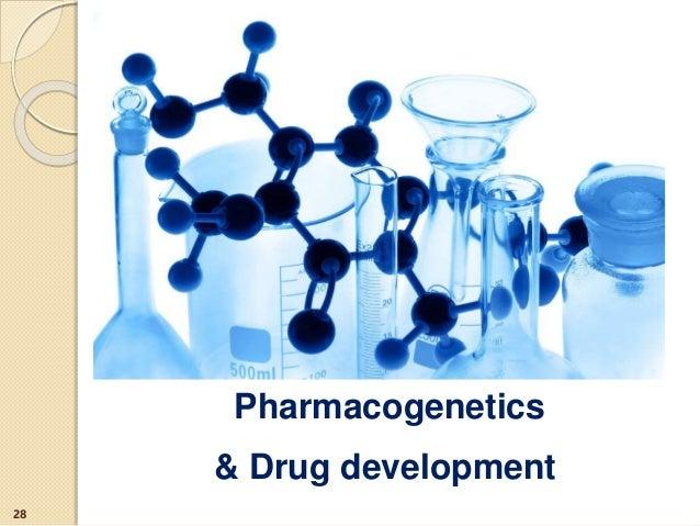 Pharmacogenetics & Drug development 28