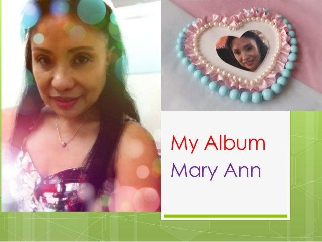 My AlbumMary Ann