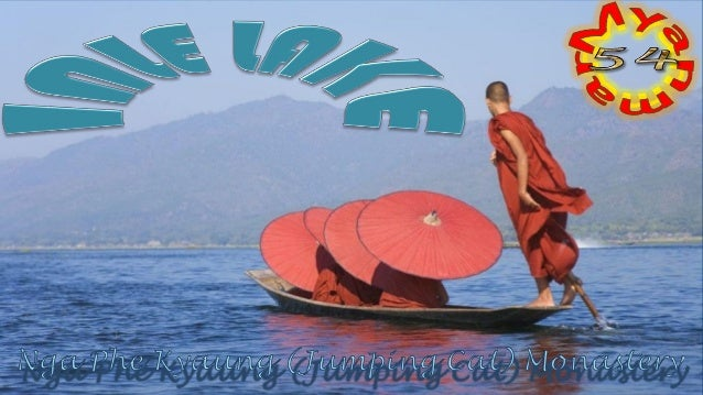 Inle Lake is a freshwater lake located in the Shan Hills in Myanmar. It is the second largest lake in Myanmar with an esti...