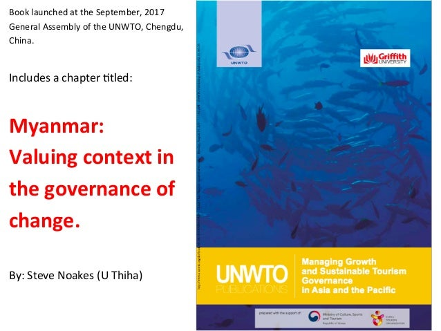 Myanmar chapter unwto asia pacific book 2017