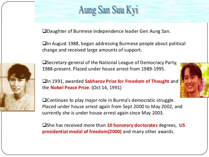 Essay on struggle for democracy in myanmar