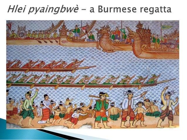 Myanmar ensemble Slide 2