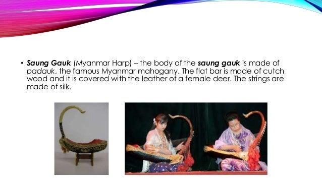 Grade 8: Myanmar Music