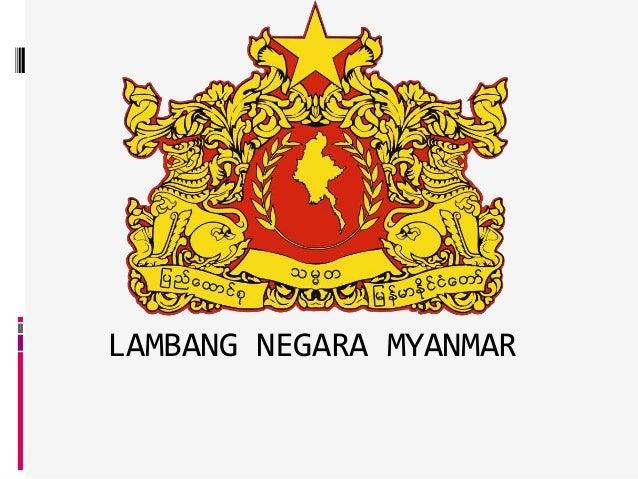 Gambar Negara Myanmar Presentasi Tentang Negara Myanmar